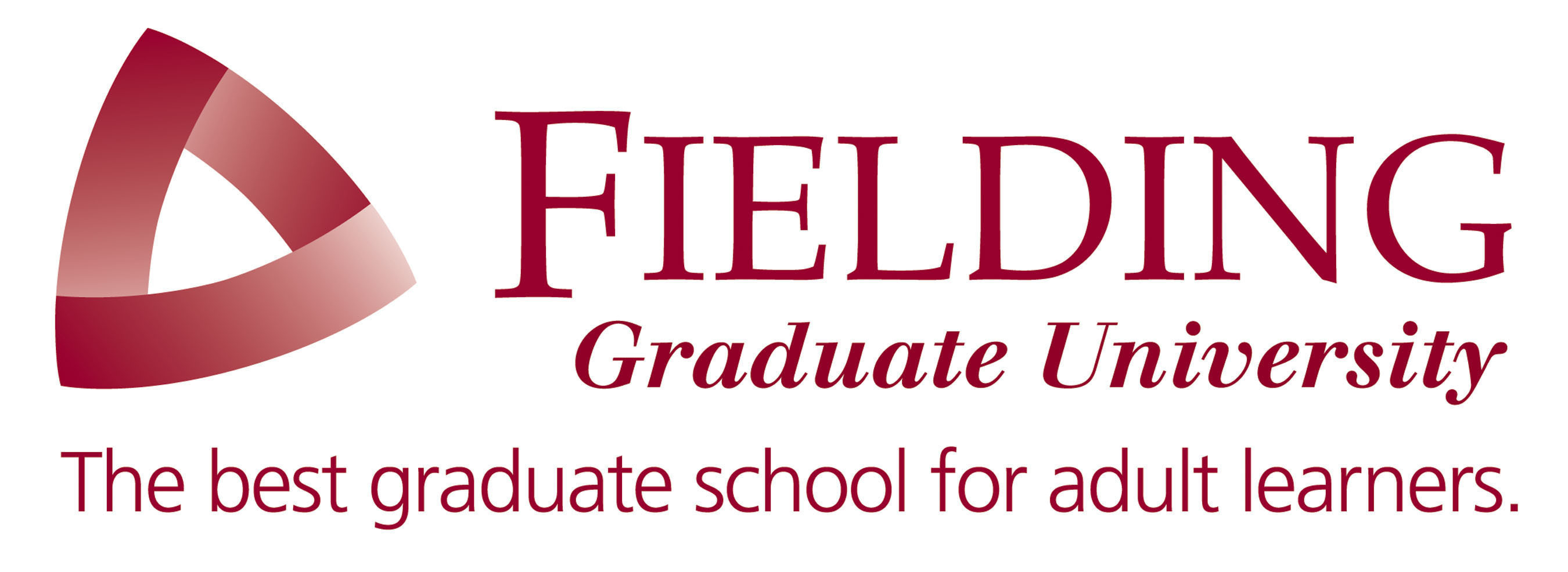 Fielding Graduate University is an accredited nonprofit leader in blended graduate education, combining face-to-face and online learning. Our curriculum offers quality degrees and courses for professionals living and working anywhere in the world. Fielding's faculty members represent a breadth of scholarship and practice in the fields of educational leadership, human and organizational development, and clinical and media psychology. Maintaining Fielding's reputation for quality programs faculty are mentors and guides to self-directed students who use their skills to become powerful, and socially-responsible leaders in their communities, workplaces, and society. (PRNewsFoto/Fielding Graduate University)